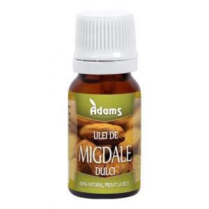Ulei de migdale dulci presat la rece - 10 ml Adams Vision