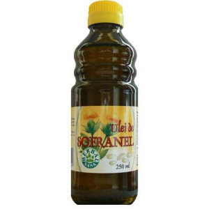 Ulei de Sofranel presat la rece - 250 ml