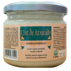 Unt de Avocado - 200 g