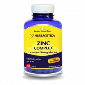 Zinc Complex 120 cps