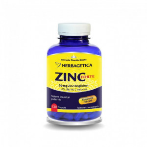 Zinc Forte - 120 cps