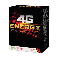 4G Energy - 20 cps