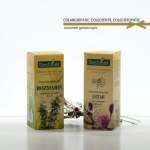 Tratament naturist - Colangiopatie, Colecistita, Colecistopatie (pachet)