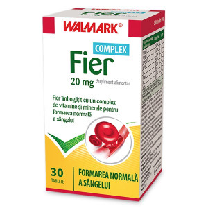 Fier 20mg Complex - 30 cpr