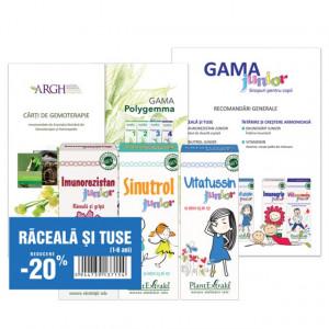 Raceala si tuse copii - Pachet promotional NOU