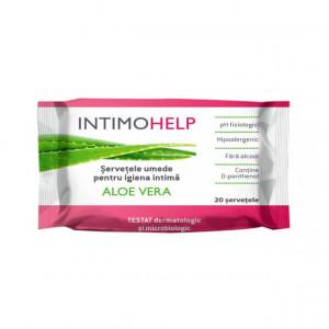 Intimohelp servetele umede igiena intima - 20 buc