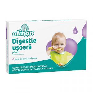 Alinan digestie usoara - 10 dz