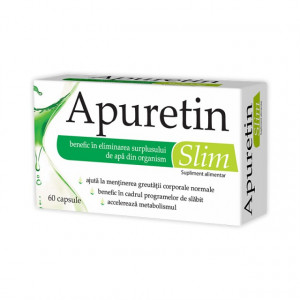 Apuretin Slim - 60 cps