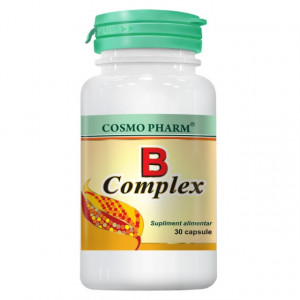 B Complex - 30 cps