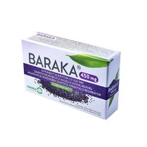 Baraka 450mg x 24caps