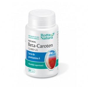 Beta-Caroten Natural - 30 cps