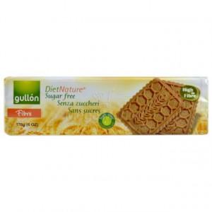 Biscuiti cu fibre vegetale, fara zahar - 170g