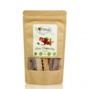 Biscuiti cu mar si scortisoara Primus - 100 g