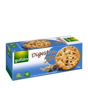 Biscuiti digestivi cu chipsuri de ciocolata neagra - 265 g