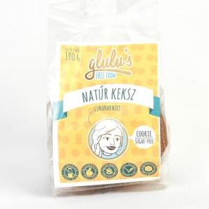 Biscuiti natur fara zahar cu indulcitor - 100 gr