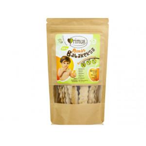 Biscuiti pentru bebelusi cu mere Primus - 100 g