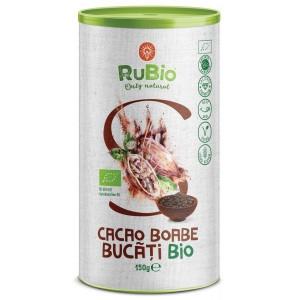 Cacao boabe intregi - 150 gr Rubio