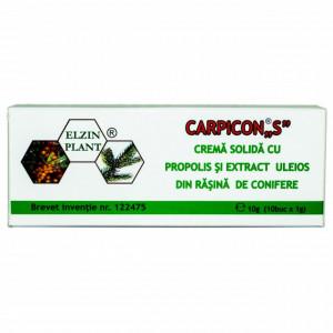 Carpicon S Supozitoare 1 g - 10 buc