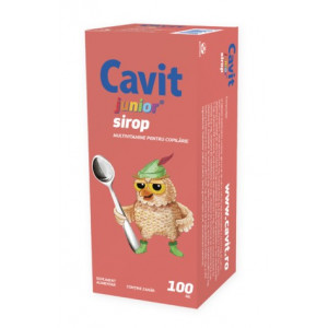 Cavit Junior Sirop - 100 ml
