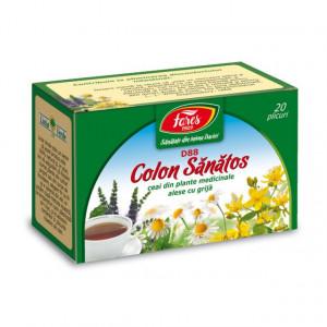 Ceai Colon Sanatos D88 - 20 pl Fares