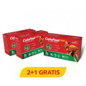 Colafast Colagen Rapid - 30 cps 2+1 Gratis