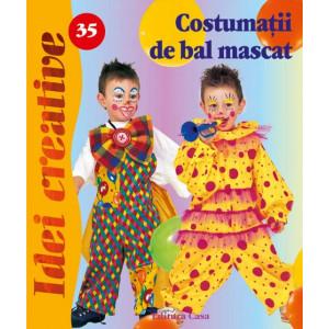 Costumaţii de bal mascat