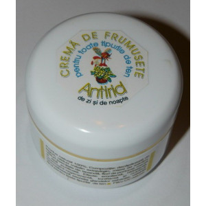 Crema Antirid de Frumusete - 70 g