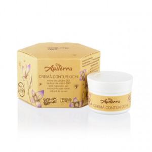 Crema contur ochi Apiterra - 15 ml