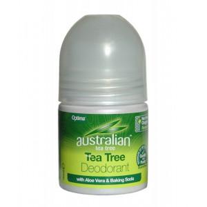 Deodorant cu Arbore de Ceai - 50 ml