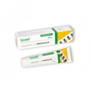 Dermosan P Unguent cu propolis - 30 g Bioeel