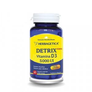 Detrix Forte Vitamina D3 5000 UI - 30 cps