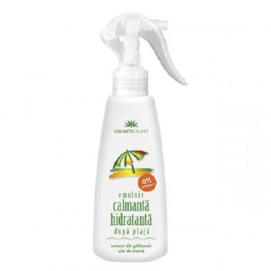Emulsie spray calmanta si hidratanta dupa plaja - 200 ml