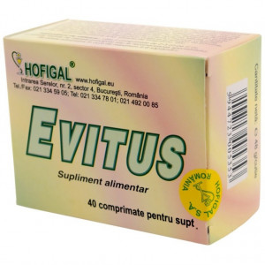 Evitus - 40 cpr Hofigal