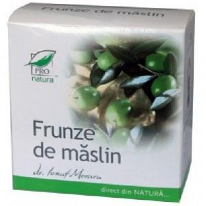 Frunze de maslin - 60 cps