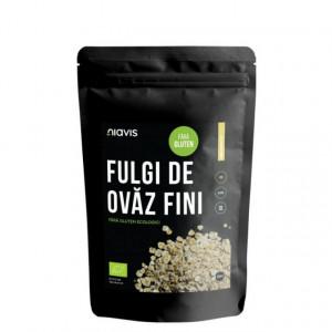 Fulgi Ovaz Ecologici Fara Gluten 250 g