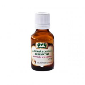 Glicerina Boraxata cu Nistatina - 20 g