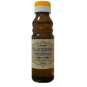 Glicerina vegetala puritate 99.5% - 100 ml