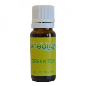 Green Tea Ulei odorizant - 10 ml