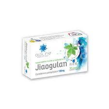 Jiaogulan + Ginostema - 30 cpr