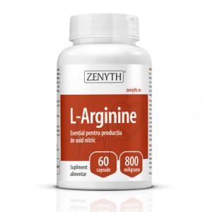 L-Arginine - 60 cps