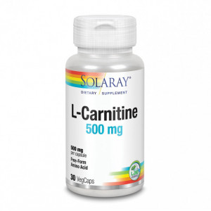 L-Carnitine 500mg - 30 cps