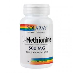 L-Methionine 500mg - 30 cps