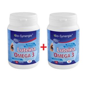 Luteina Omega 3 - 30 cps 1+1 Gratis
