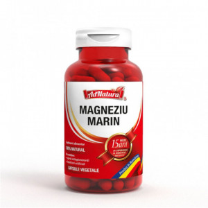 Magneziu marin - 30 cps