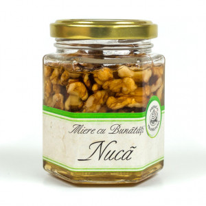 Miere cu nuca - 200 g