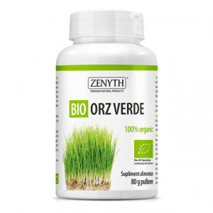 Orz Verde pulbere Bio - 80 g
