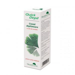 Quick depil - Crema depilatoare - 125 ml