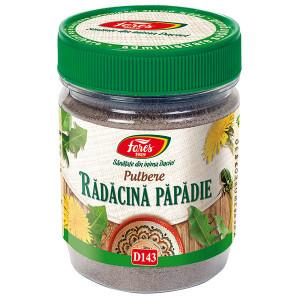 Radacina de Papadie pulbere - 70 gr Fares