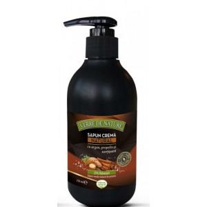 Sapun crema natural cu propolis si scortisoara - 240 ml