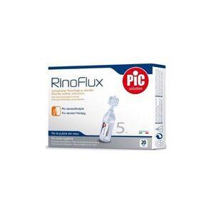 Ser fiziologic RinoFlux - 20 fiole x 5 ml